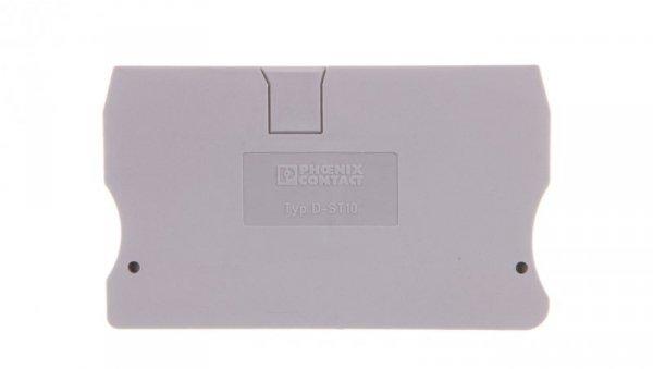 Pokrywa zamykająca D-ST 10 3036644 /50szt./