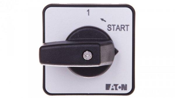 Łącznik krzywkowy 0-1 2P 20A do wbudowania T0-2-15512/E 034113