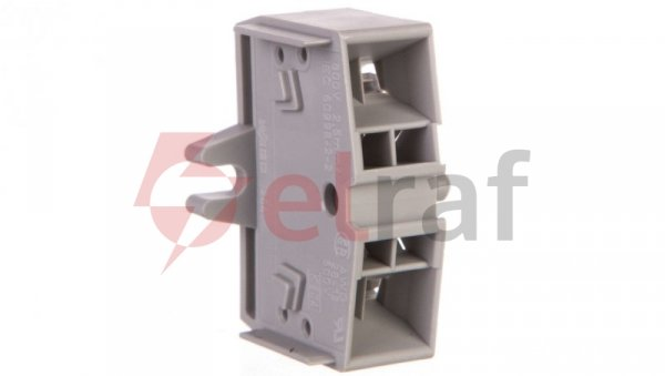 Złączka końcowa 4-przewodowa 2,5mm2 szara z mocowaniem śrubowym 264-331  /100szt./
