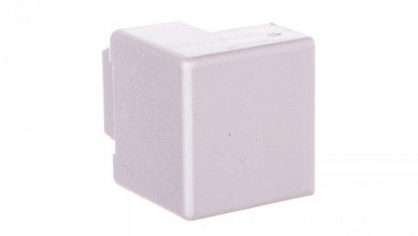 Narożnik do kanałów kablowych zewnętrzny AE 20x10 biały /2szt/ ECAE2010B
