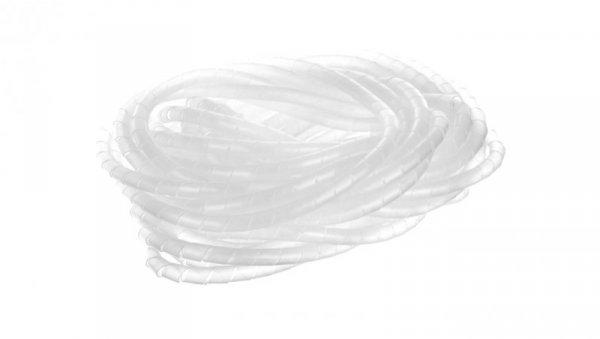Wężyk ochronny spiralny P 12 mm 14 mm transparentny /20m/ ECP12