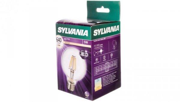 Żarówka LED E27 Filament 5W 640lm ToLEDo RT G80 SL 0027173