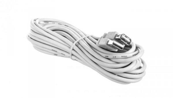 Przedłużacz USB 2.0 High Speed 5m 68717