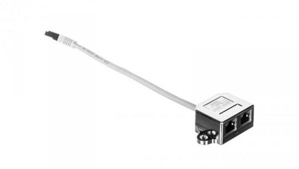 Splitter (network doubler) FTP kat.5e 2xRJ45/1xRJ45 68908