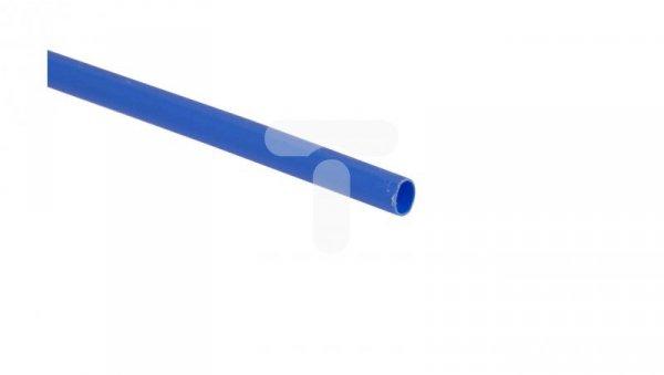 Wąż termokurczliwy 3.2/1.6-N niebieski 1/8 NA201032BL /50szt./