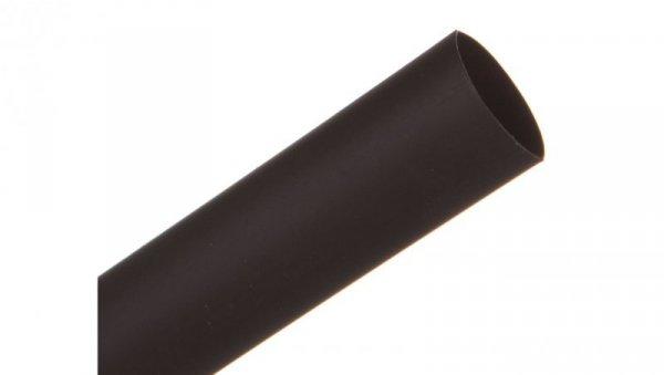 Wąż termokurczliwy 9.5/4.8-C czarny 3/8 NA201095BK /50szt./