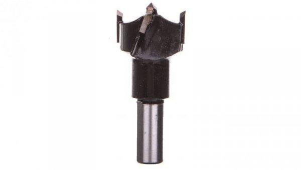 Frez widiowy do wiercenia otworów pod zawiasy puszkowe 25 mm długość 60 mm 57H266