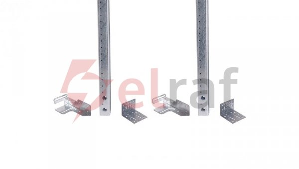 Profil pionowy 2000mm z kątownikami XVTL-VP20/SET 115168