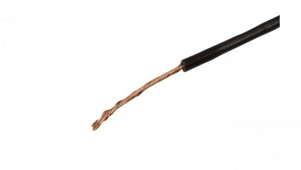Przewód instalacyjny H05V-K 0,75 czarny 4510012 /100m/