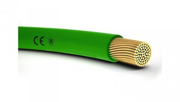 Przewód instalacyjny H05V-K 1 zielony 4510123 /100m/