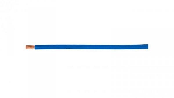 Przewód instalacyjny H07V-K (LgY) 1 niebieski /100m/