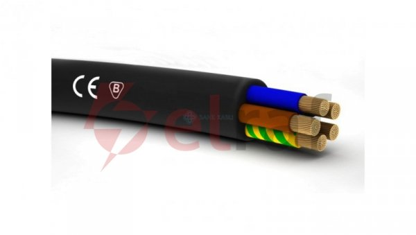Przewód YLY 5x10 żo 0,6/1kV /bębnowy/