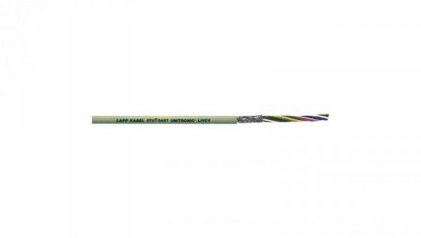 Przewód sterowniczy UNITRONIC LiYCY 10x0,14 0034310 /bębnowy/