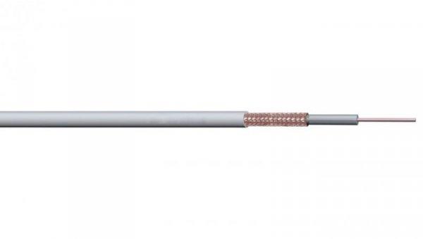 Przewód koncentryczny YWD 75 0,59/3,7 biały /100m/