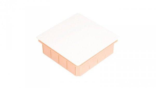 Puszka podtynkowa 196x196x70mm pomarańczowa Pp/t 9 11.9