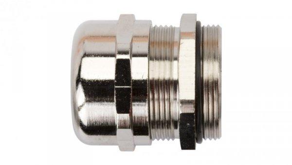 Dławnica kablowa mosiężna PG29 IP68 MDW 29H E03DK-03070100701