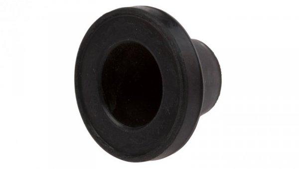 Przepust gumowy BDE 21 czarny IP30 E03DK-05010100701