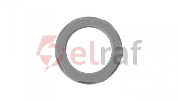 Nakrętka poliamidowa PG11 SKINTOP GMP-GL 11 ciemnoszara 53019020 /100szt./