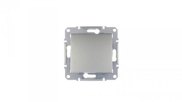 Sedna Łącznik jednobiegunowy 10AX aluminium SDN0100160