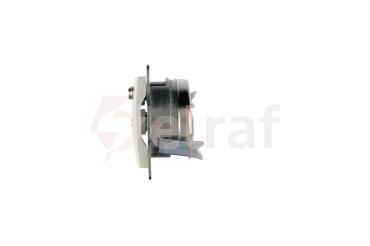 Sedna Gniazdo antenowe RD/TV/SAT końcowe 1dB białe SDN3501321