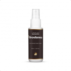 Clean Lotion (tonik do zmywania henny) Two-Phase Fixing Tonic Brow Henna (Xenna) 100ml