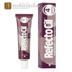 Henna żelowa RefectoCil (kasztan)