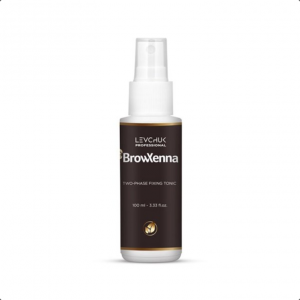 Clean Lotion (tonik do zmywania henny) Two-Phase Fixing Tonic Brow Henna (Xenna) 100ml bh