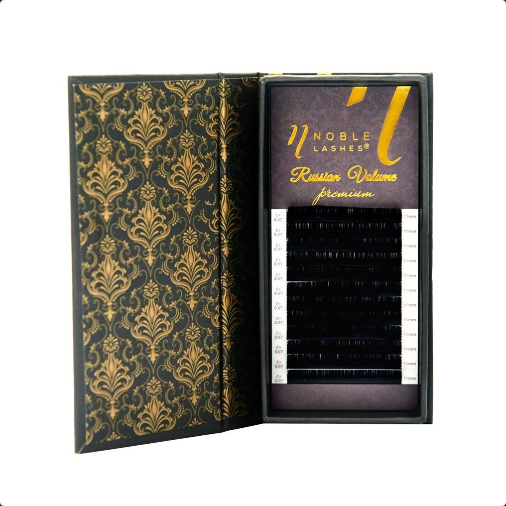Rzęsy Russian Volume C 0,12