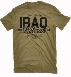 WETERAN IRAQ