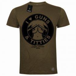 GUNS AND TITTIES