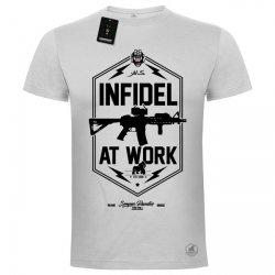 INFIDEL AT WORK
