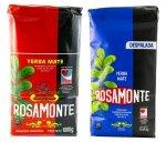 Yerba Mate Rosamonte Elaborada 1kg + Despalada 1kg