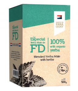 Yerba Mate FD la Especial Organica z Pata de Buey 250g