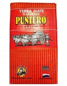 Yerba Mate Puntero CLASICA 500g od Ruvicha