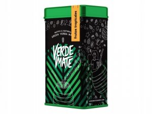 YERBERA Yerba Verde Mate Green Frutos Tropicales
