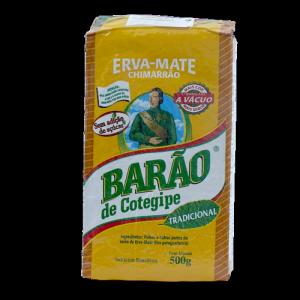 Yerba Mate Barao de Cotegipe Tradicional 500g