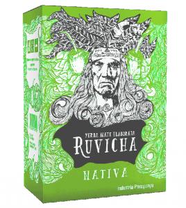 Yerba Mate Ruvicha Nativa 250g
