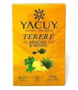 Yerba Mate Yacuy Terere Pineapple Ananasowa 500g