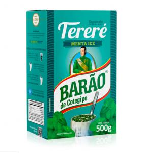 Yerba Mate Barao de Cotegipe Menta ICE 500g