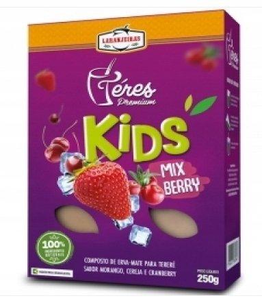 Yerba Mate PREMIUM Laranjeiras Terere Mix Berry