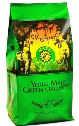 Yerba Mate Green ORGANIC TOTALMENTE 50g - Próbka
