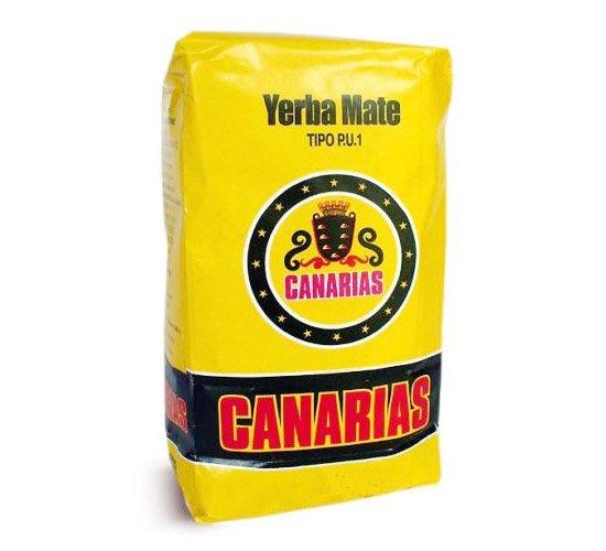 Yerba Mate Canarias 500g Brazylijskie pobudzenie!