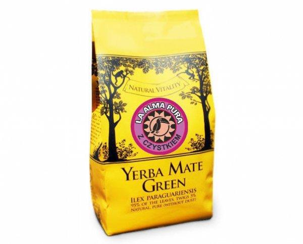 Yerba Mate Green La Alma Pura 400g - Czystek