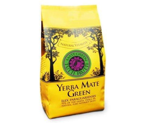 Yerba Mate Green Tutti Frutti - 400g Moc Owoców!