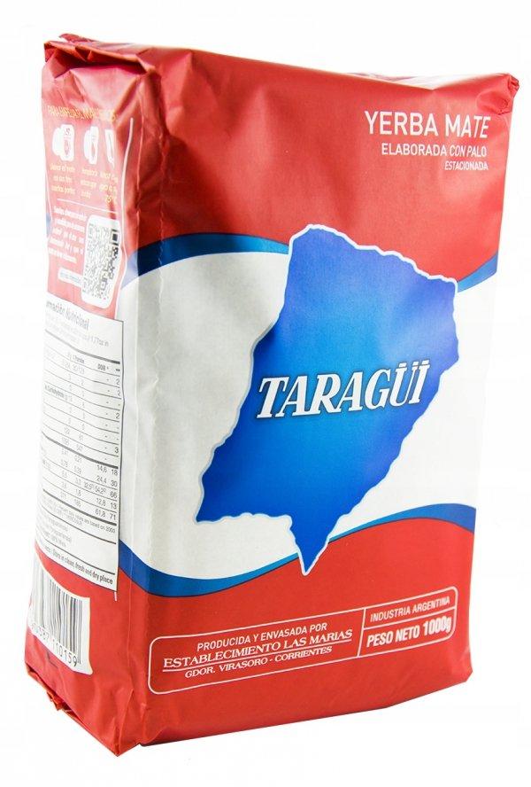 Yerba Mate Taragui Elaborada 1kg Argentyńska Moc!