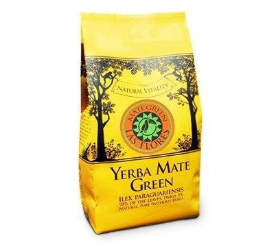 Yerba Mate Green Las Flores - 50g Brzoskwiniowa