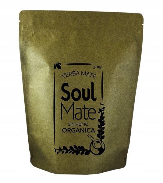 Yerba Soul Mate BIO Sin Humo Organica 50g