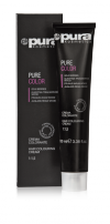 PURA PURE COLOR FARBA DO WŁOSÓW 100ML 9/11 Very Light Matt Blond