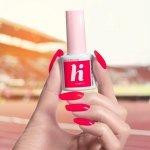 HI HYBRID #233 NEON RED LAKIER HYBRYDOWY 5 ML