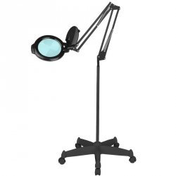 LAMPA LUPA LED MOONLIGHT 8012/5 BLACK ZE STATYWEM